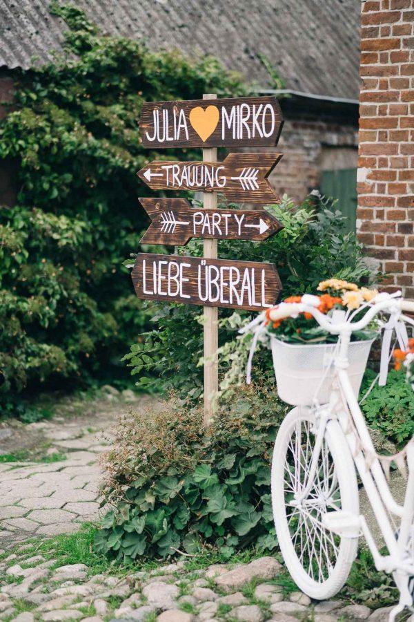 Hochzeit in Haseldorf