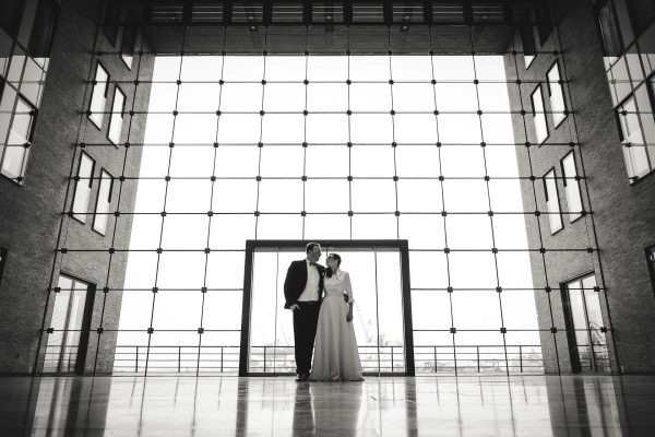 Brautpaarshooting am Hafen